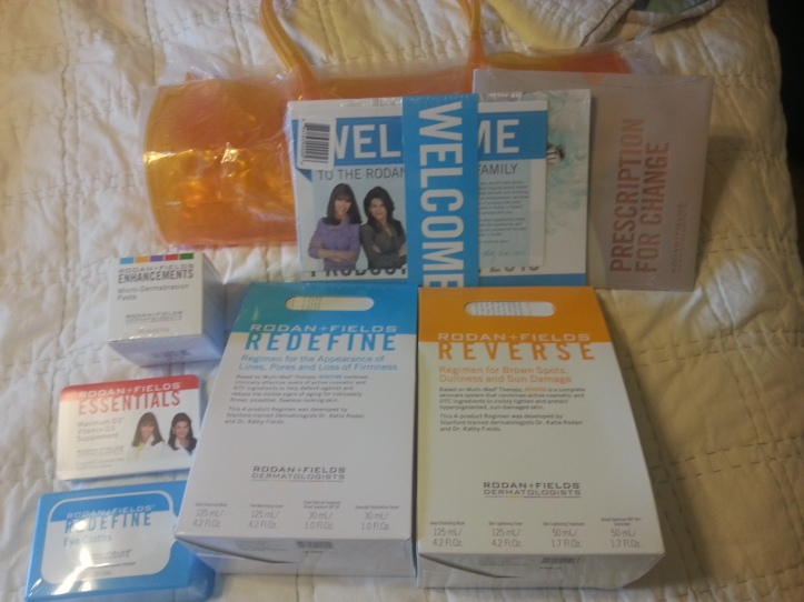 R+F Welcome packet